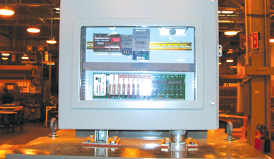 Production Test Software Industrial Products